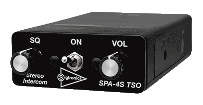 SPA-4S Intercom