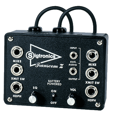 SPO-22 Intercom